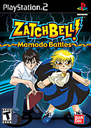 jaquette PlayStation 2 Zatchbell Mamodo Battles