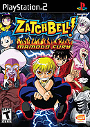 jaquette PlayStation 2 Zatchbell Mamodo Fury